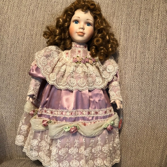43952aba1c39 Delton Products porcelain collectibles doll